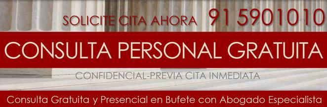 Consulta personalizada gratuita