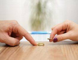 Reparto de bienes en el divorcio - Abogado Madrid