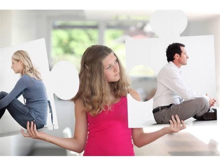 Abogado de divorcios Madrid - Tipos de custodia