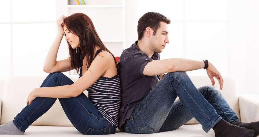 Con afrontar el divorcio