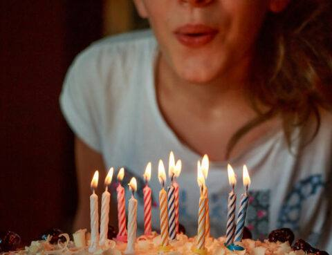 Custodia de hijos y cumpleaños