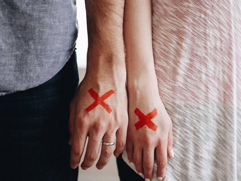 Causas para solicitar el divorcio