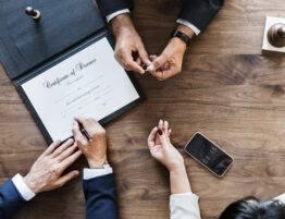 Medidas provisionales durante el divorcio