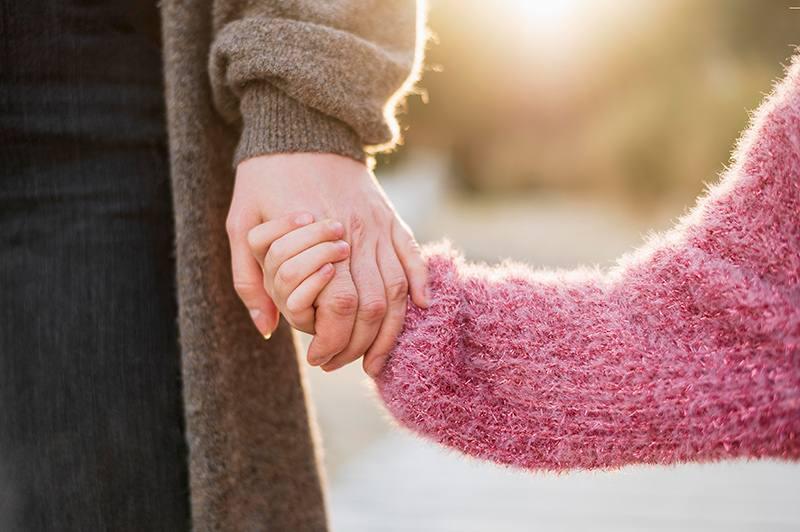 Trucos para afrontar el divorcio con hijos menores
